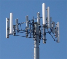 Professional Manufacturer Offers GSM Communication Monopole Tower