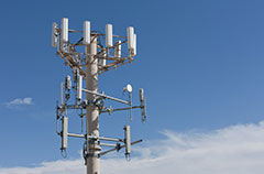 Communication tower network coming together