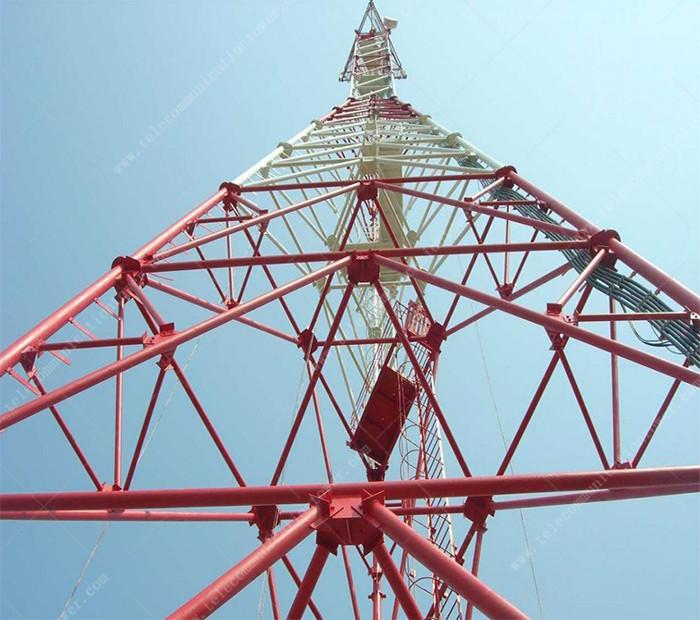 Multi Antenna Brackets Hot Selling Telecom Mast