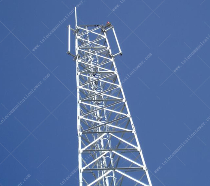 Mast Antenna Shelter Telecom Wifi Tower