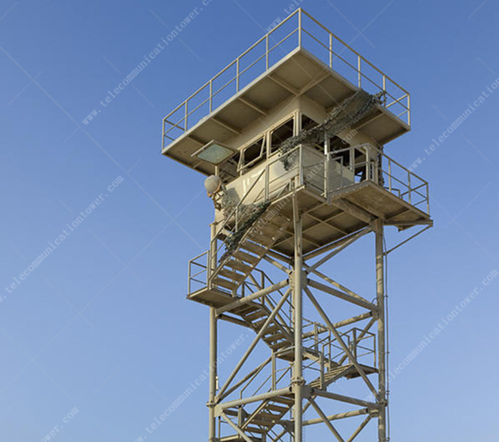Jiayao Factory Prefabricated Watching Guard Towers
