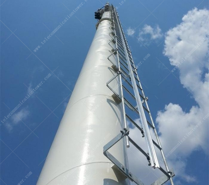 Why Are Monopole Towers Used for Telecom Communications